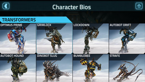 imagen biografía transformers