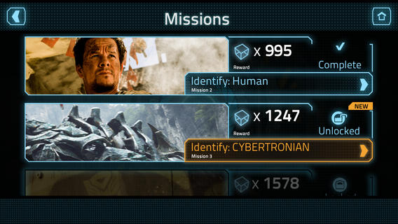imagen misiones transformers