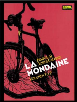 la-mondaine-norma-editorial-jordi-lafebre