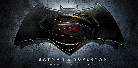 logo Batman v Superman Dawn of the Justice