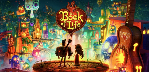 logo the book of life