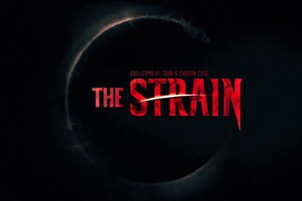 logo the strain