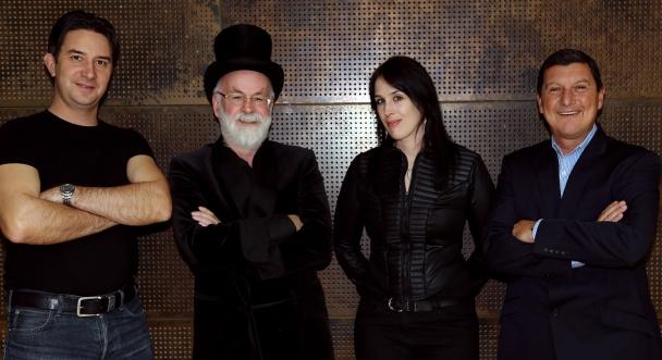 Narrativia - Rhianna Pratchett, Terry Pratchett