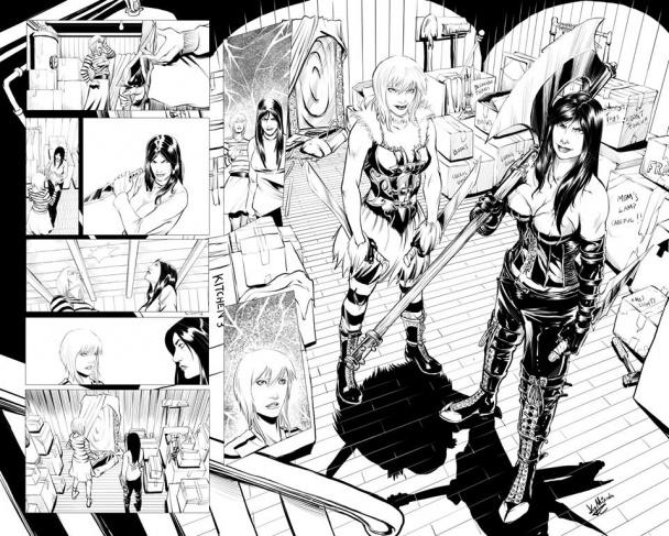 página Wonderland #19