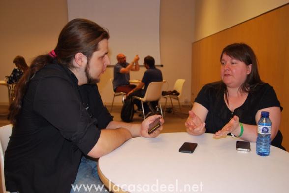 Entrevista con Pia Guerra