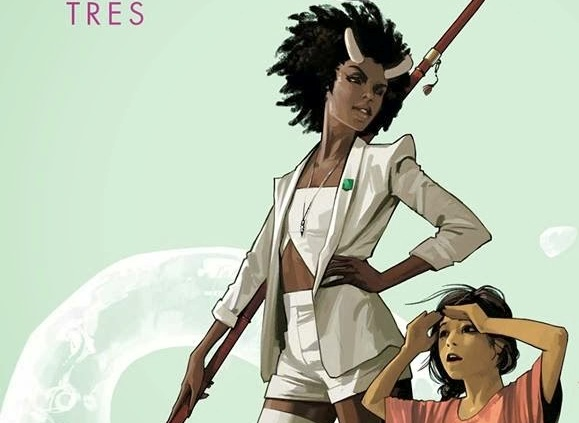 Tercer capítulo de Saga del guionista Brian K. Vaughan y la artista Fiona Staples, que publica Planeta deAgostini Cómics