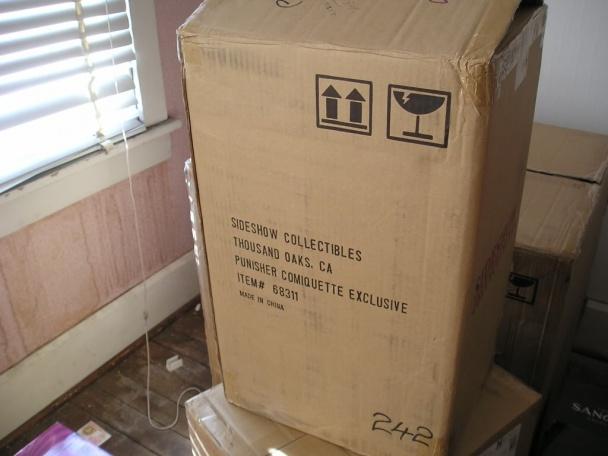 Sideshow caja