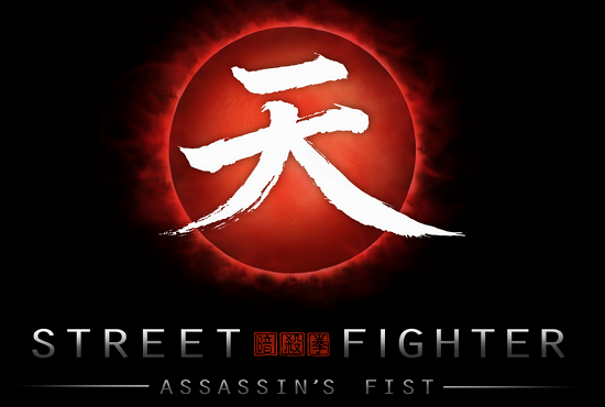 street fighter assassins fist logo