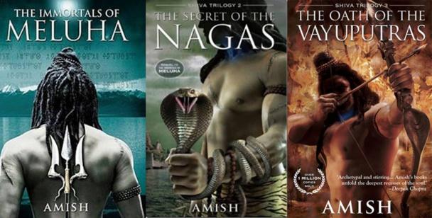 La trilogía de Shiva