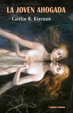 La joven ahogada de Caitlín. R Kiernan, novela editada por Valdemar en la colección Insomnia (portada de Santiago caruso y traducción de Marta Lila)