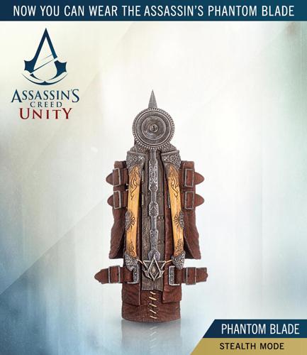 Conviértete en un asesino con la 'Hoja Fantasma' de Assassin's Creed Unity