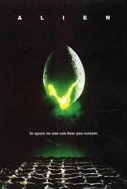 Alien - poster pequeño