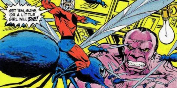 Ant-Man - Darren Cross