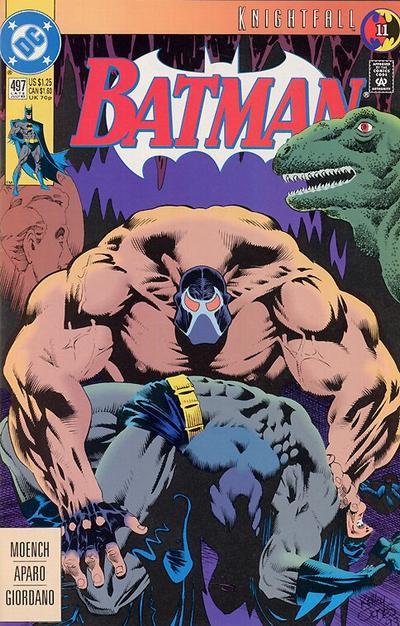 Batman #497