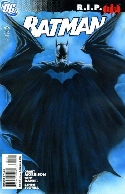 Batman 676 RIP
