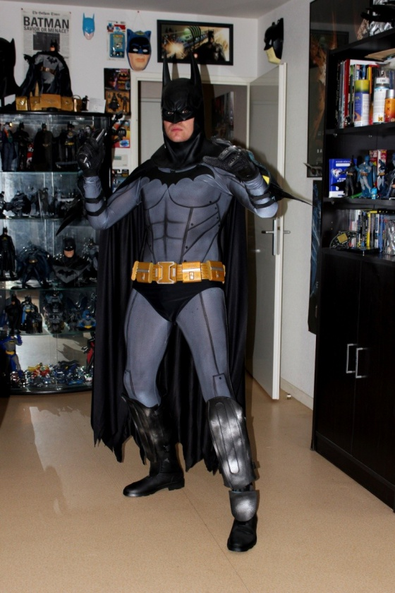 Batman cosplay 2