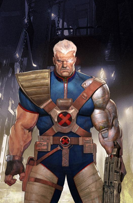 X Men Bishop Cable Todo lo que sabemos de...