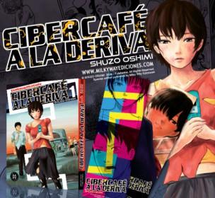 Cibercafe a la deriva flyer