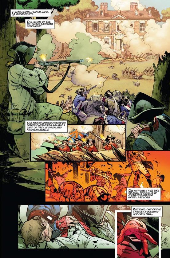 Preview de 'Deadpool VS X-Force' #1