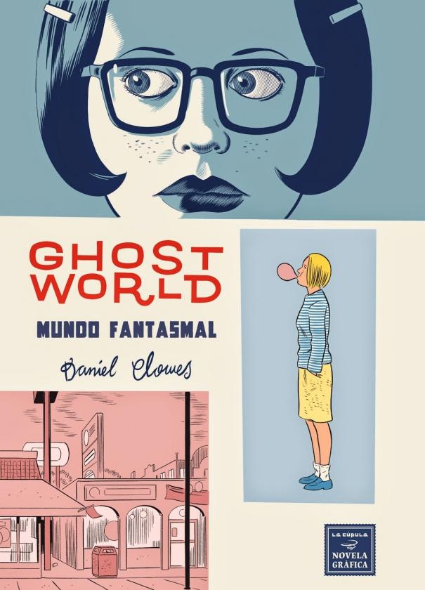 Daniel Clowes - Ghost World - Cubierta - 9ª Edición