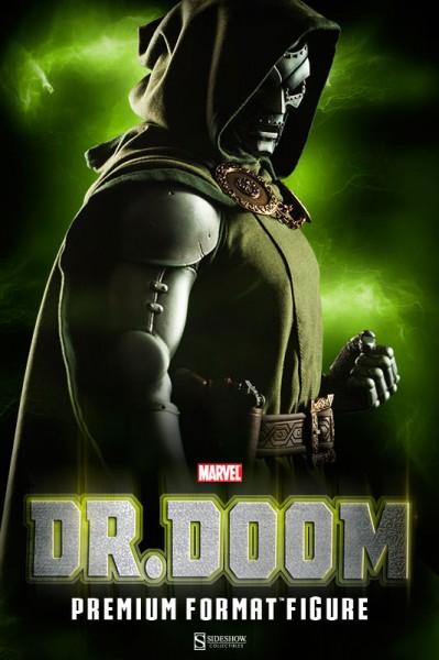 Dr Doom Sideshow figura 1