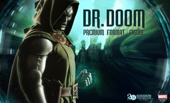 Dr Doom sideshow