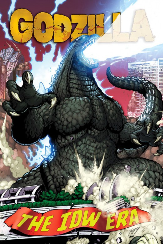 Godzilla_The_IDW_Era