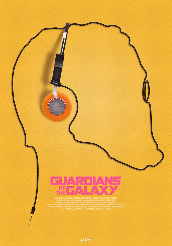 Guardians fan-poster (Doaly)