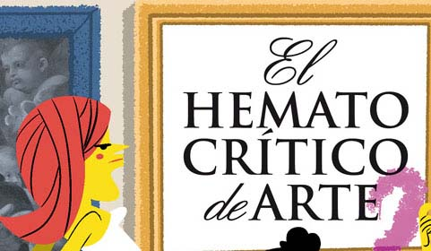 Hematocritico del Arte cover