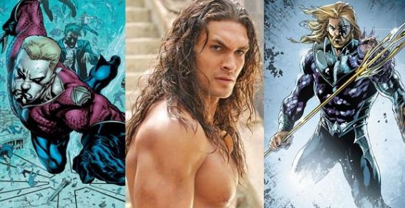 Jason Momoa será Aquaman