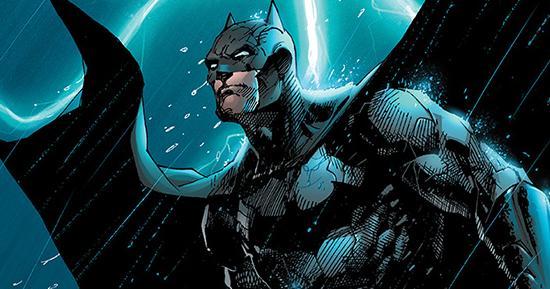 Jim Lee Batman1