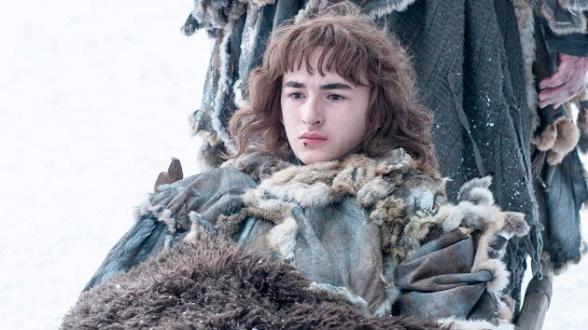 Juego de tronos 4x10 Bran