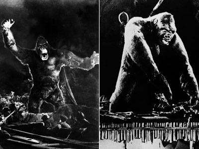 King Kong y Joe Young