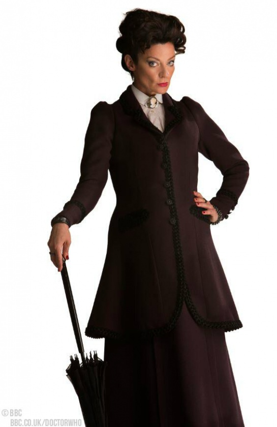 Michelle Gomez Temporada 8 Doctor Who