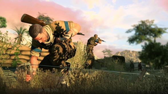 Online Sniper Elite III