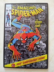 Placas Marvel Primera entrega