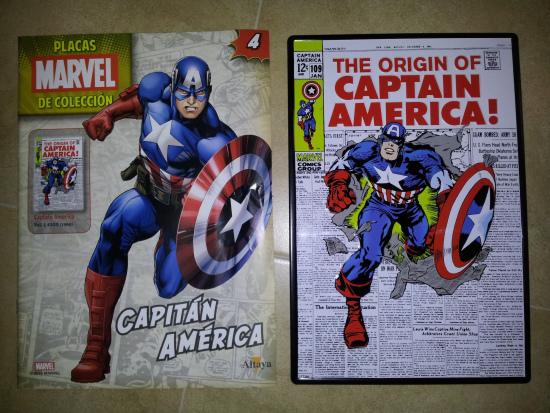 Cuarta entrega - Imagen de Universo Marvel