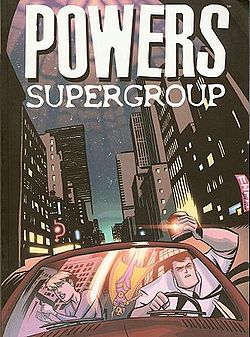 Powers - cover Supergroup