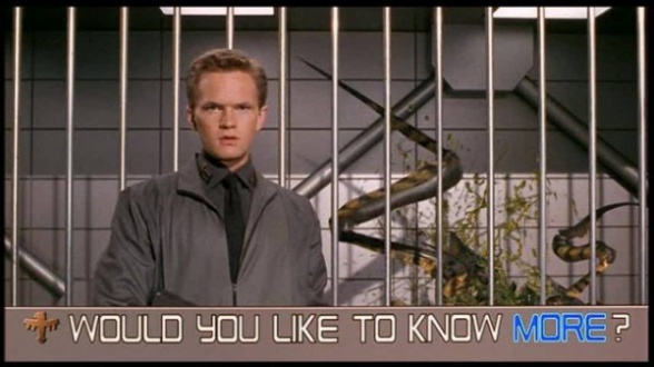 Starship Troopers - would you like to know more