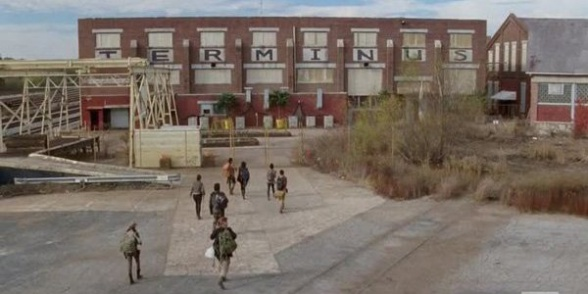 The Walking Dead - Terminus 02