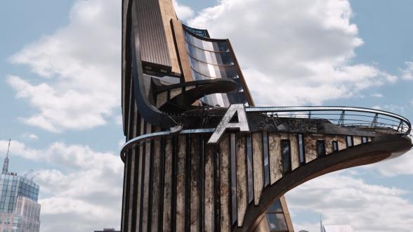 Torre Vengadores