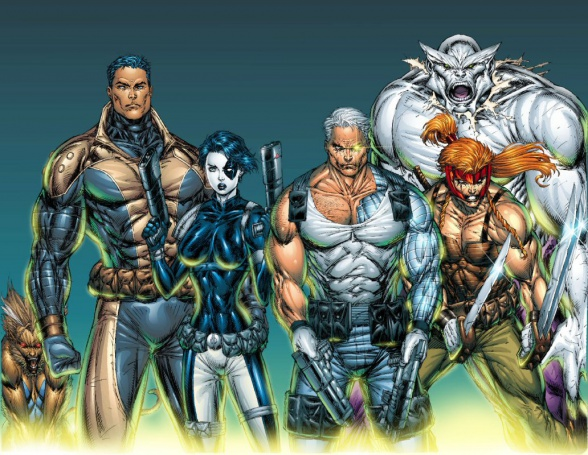 X Force Rob Liefeld