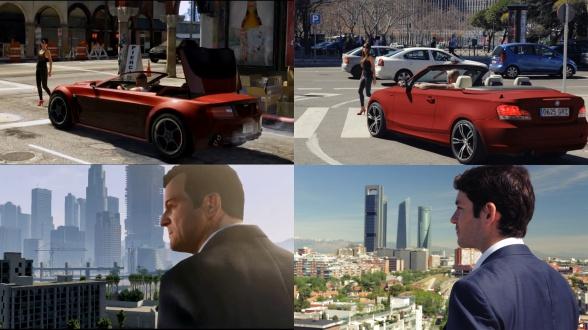 Grand Theft Auto Madrid