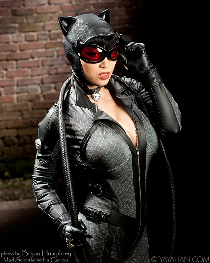 cosplay-catwoman 1