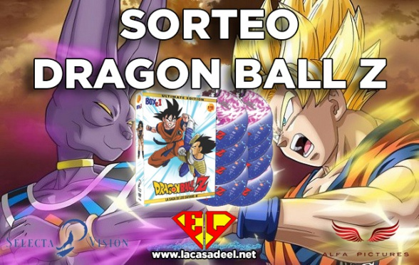 Sorteo Dragon Ball Z