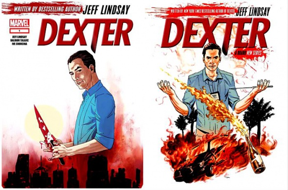 Dexter (cómic)