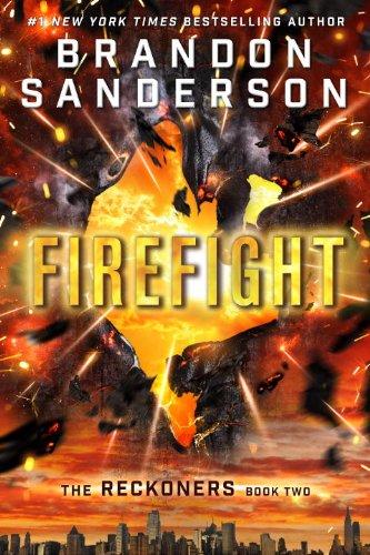 Firefight, segundo volumen de la trilogía Reckoners de Brandon Sanderson