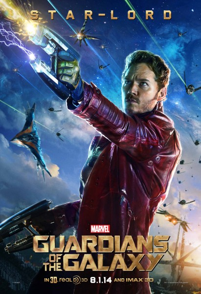 Star-Lord Guardianes de la Galaxia
