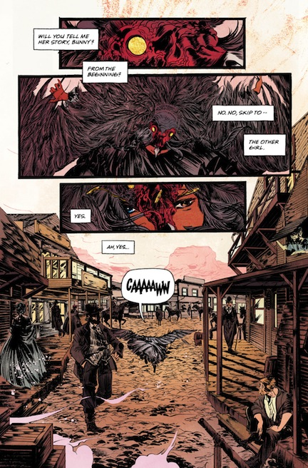 Pretty Deadly – publicada por Image: de Kelly Sue DeConnick, Emma Ríos y Jordie Bellaire