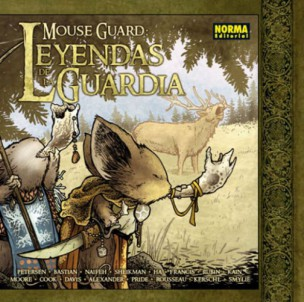 Mouse Guard, 'Leyendas de la Guardia #1′ y 'Hacha Negra'